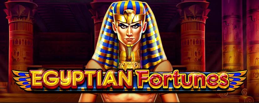 Играть Egyptian Fortunes бесплатно