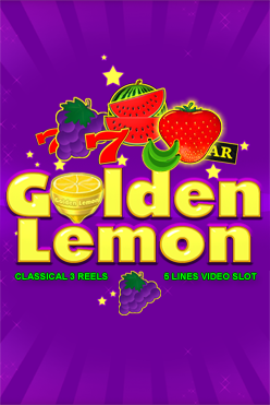 Играть Golden Lemon онлайн