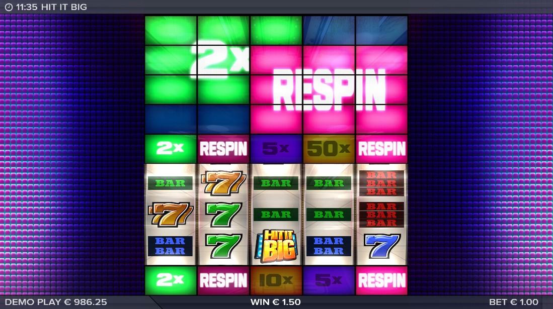 Игровой автомат Hit It Big