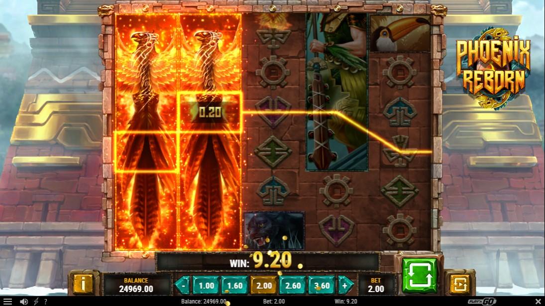Играть бесплатно Phoenix Reborn