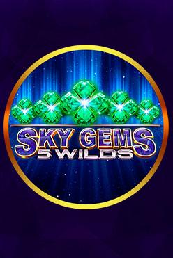 Играть Sky Gems: 5 Wilds онлайн