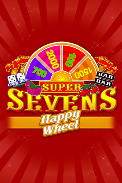 Играть Super Sevens Happy Wheel онлайн