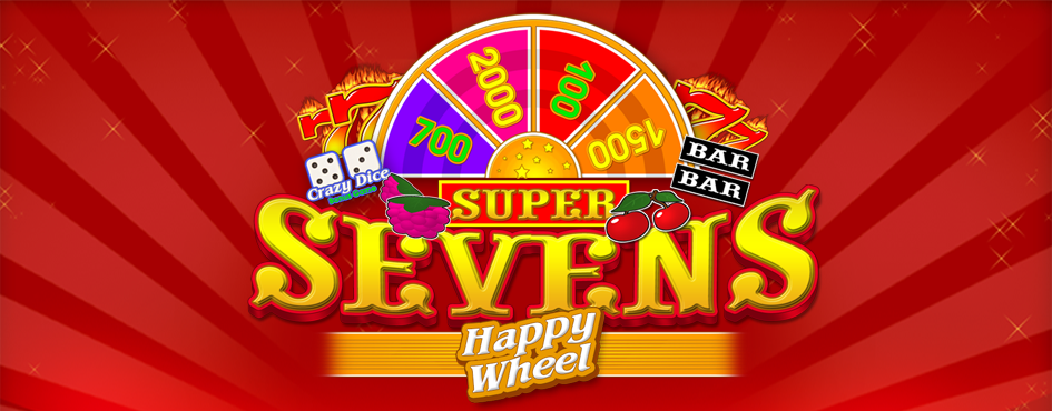 Играть Super Sevens Happy Wheel бесплатно