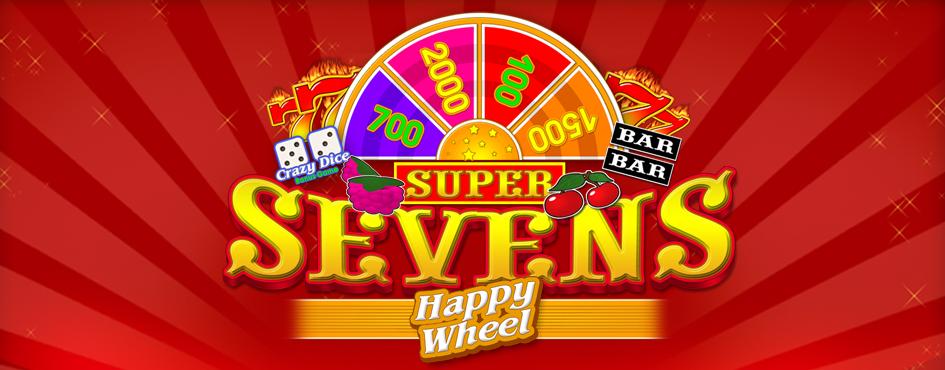Играть Super Sevens Happy Wheel бесплатно