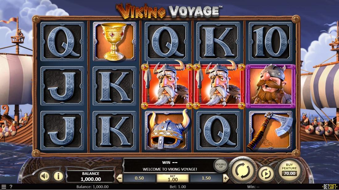 Viking Voyage игровой автома