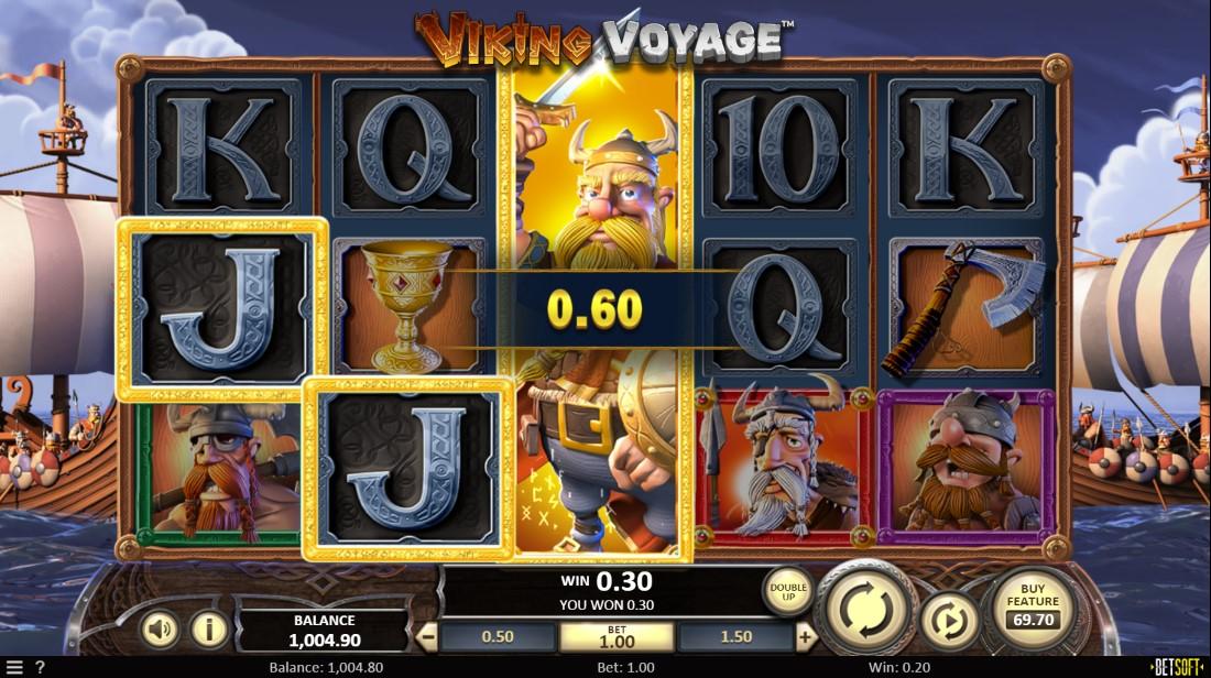 Онлайн слот Viking Voyage