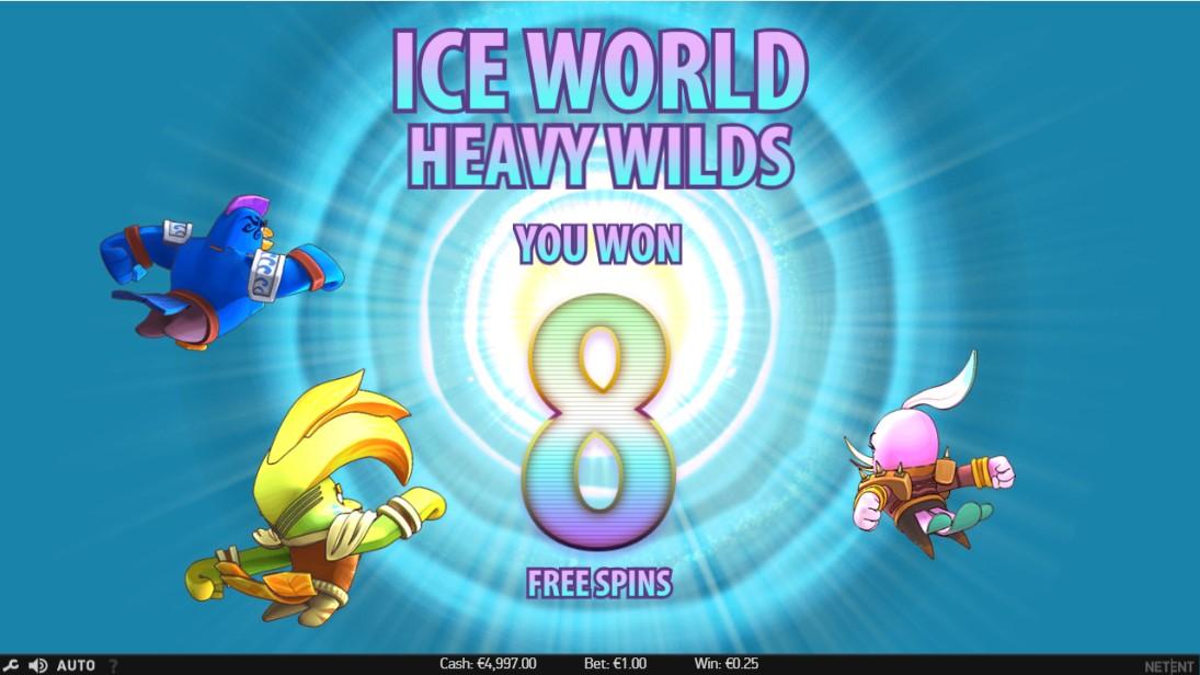 Wild Worlds онлайн слот