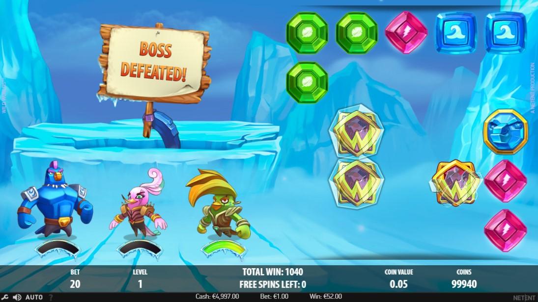 Бесплатный игровой автомат Wild Worlds
