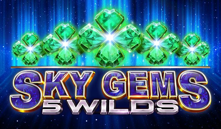 Играть Sky Gems: 5 Wilds бесплатно