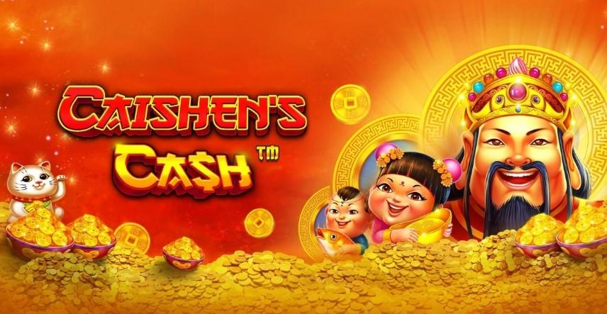 Играть Caishen's Cash бесплатно