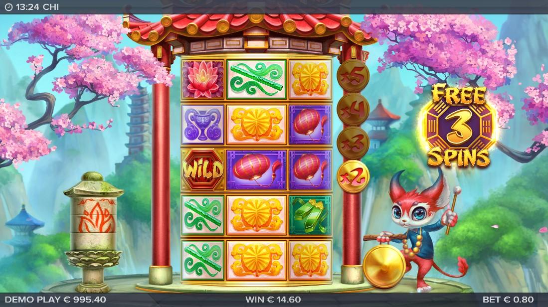 Игровой автомат Chi