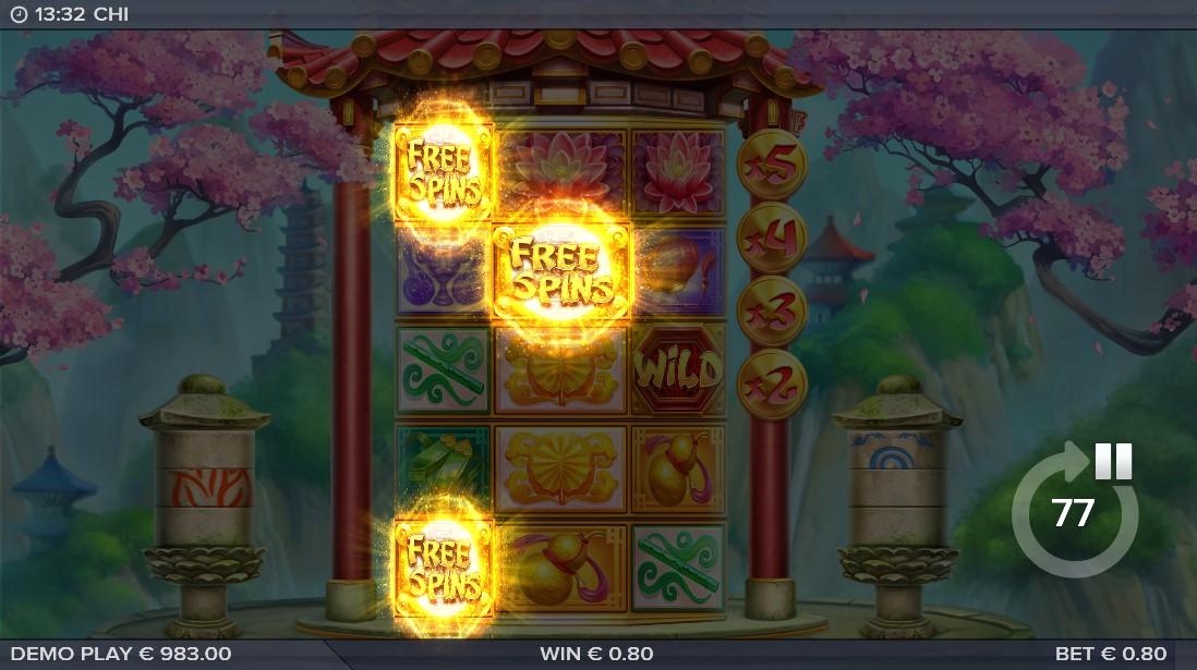 Chi бесплатный игровой автомат