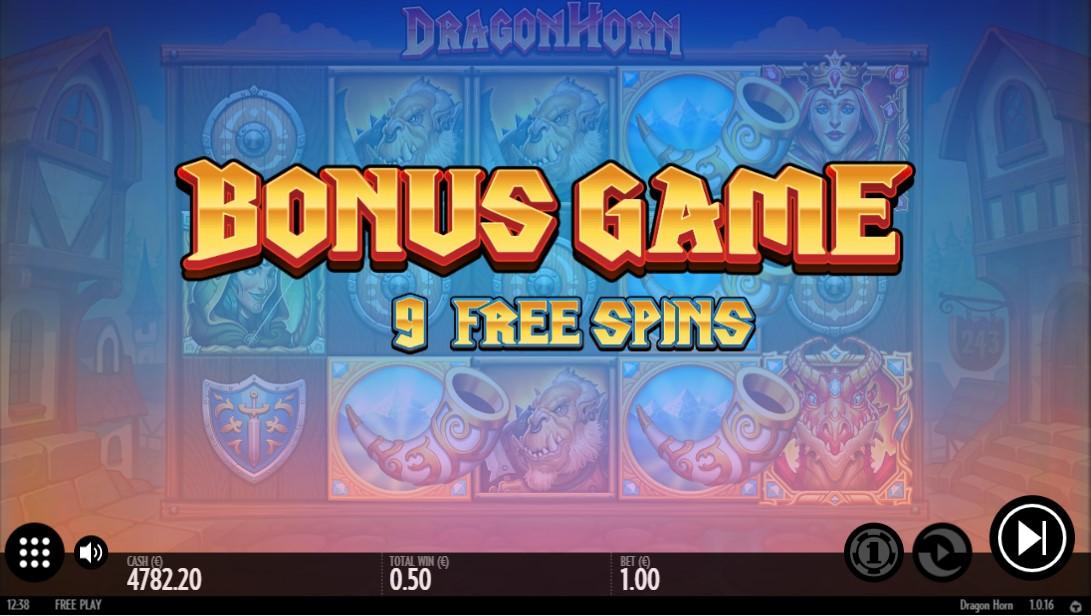 Dragon Horn онлайн слот