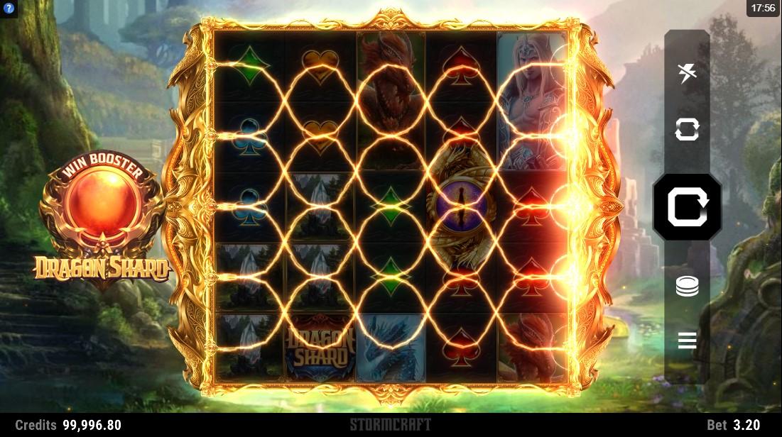 Слот Dragon Shard играть