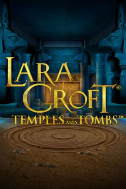 Играть Lara Croft Temples and Tombs онлайн