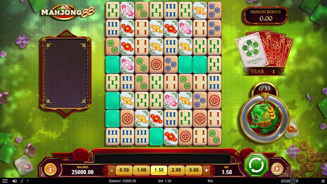 Бесплатный слот Mahjong 88