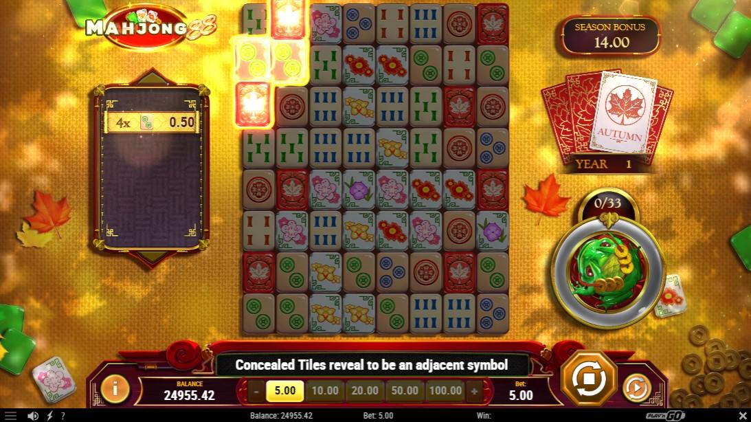 Бесплатный игровой автомат Mahjong 88