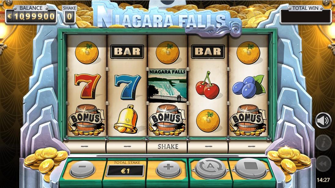 Niagara Falls игровой автомат