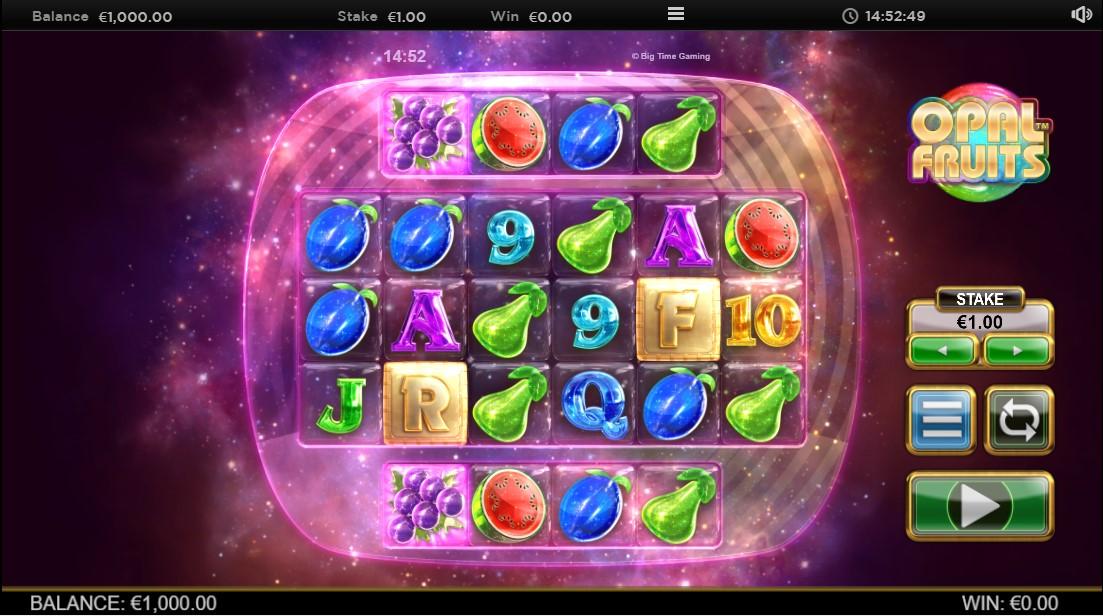Opal Fruits бесплатный игровой автомат