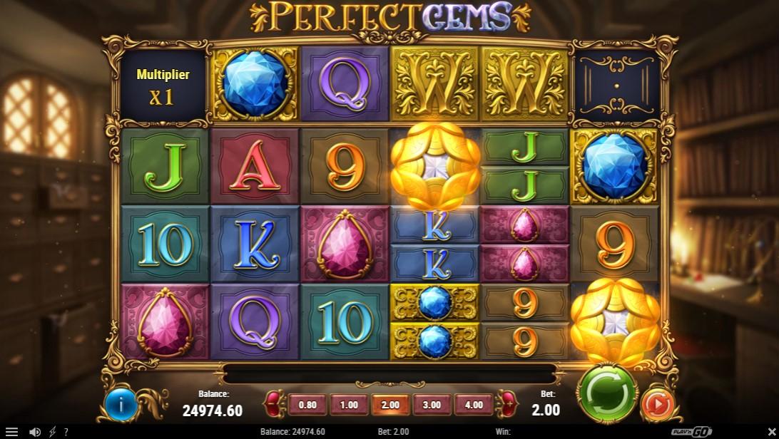Бесплатный онлайн слот Perfect Gems