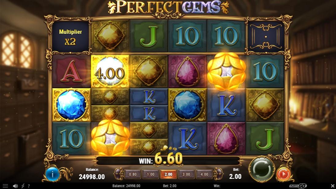 Perfect Gems игровой автомат