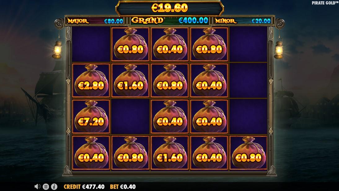 Игровой автомат Pirate Gold