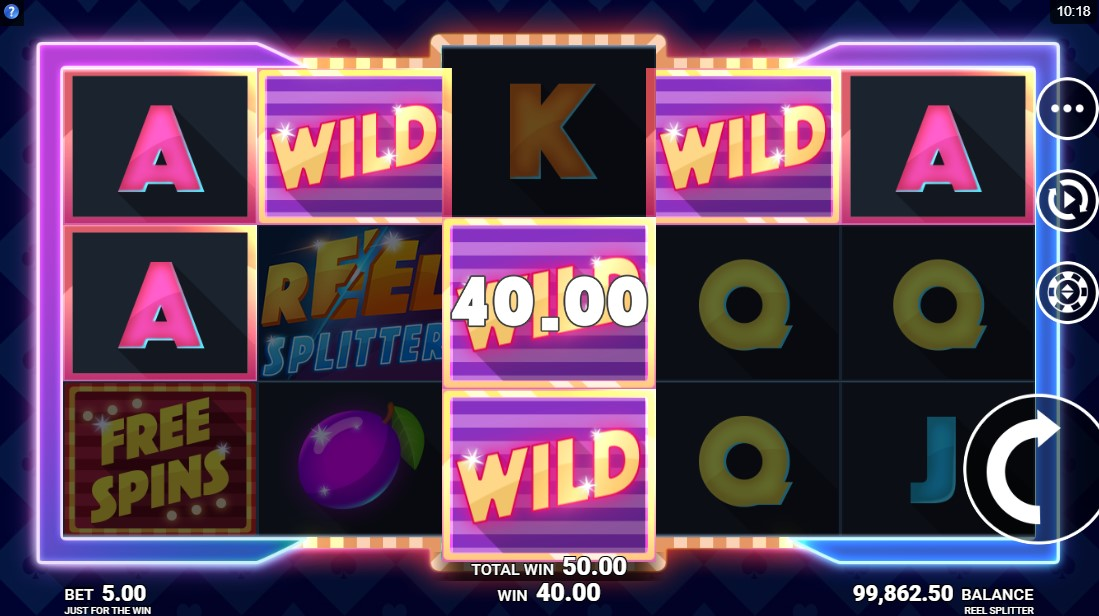 Reel Splitter игровой автомат