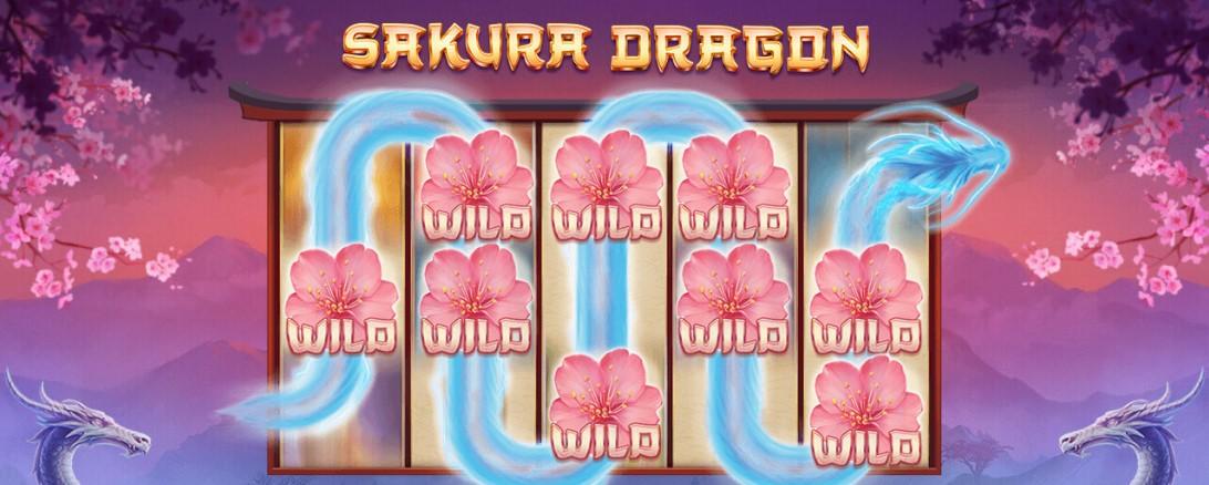 Играть Sakura Dragon бесплатно