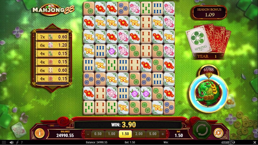 Mahjong 88 играть бесплатно