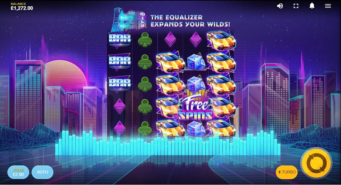 The Equalizer онлайн слот