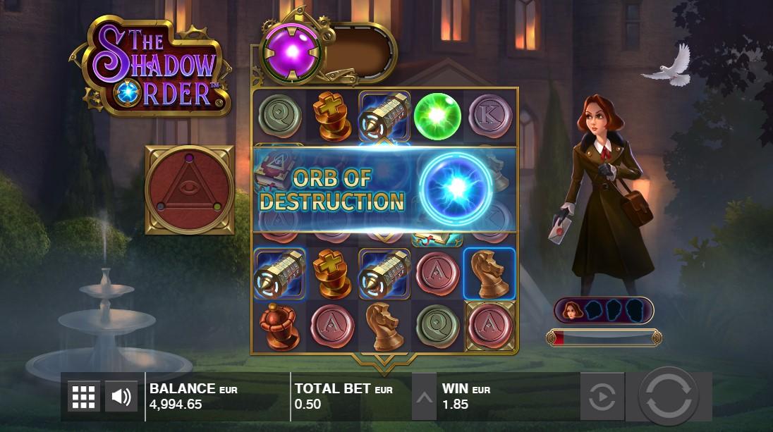 The Shadow Order игровой автомат