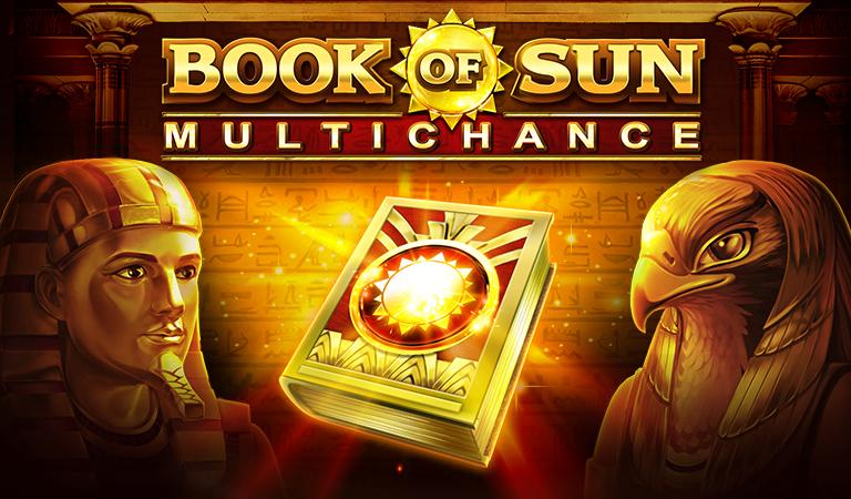Играть Book of Sun: Multichance бесплатно