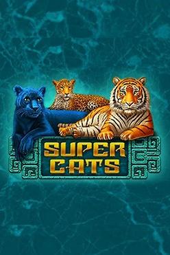 Играть Super Cats онлайн