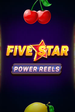 Играть Five Star Power Reels онлайн