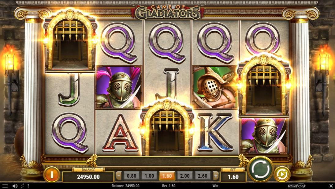 Game of Gladiators онлайн слот