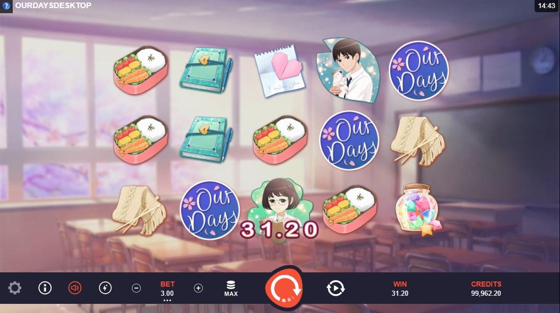 Our Days игровой автомат