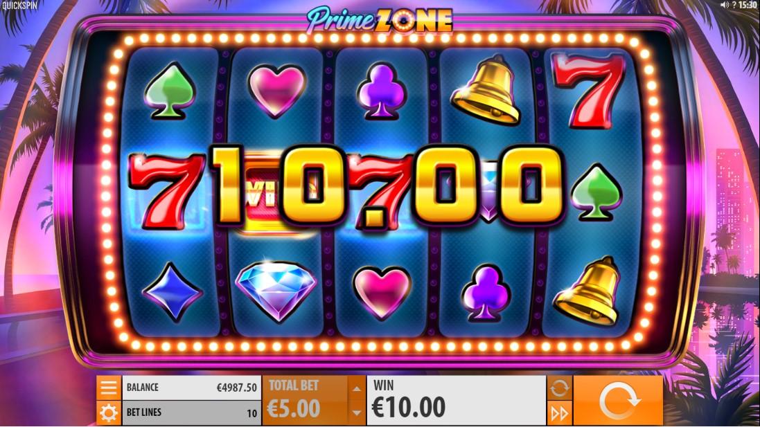 Prime Zone играть онлайн бесплатно
