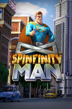 Играть Spinfinity Man онлайн