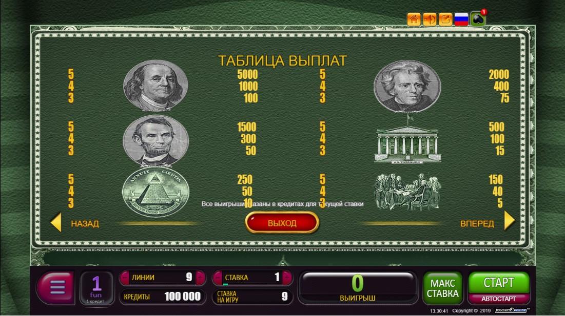 The Moneymania игровой автомат