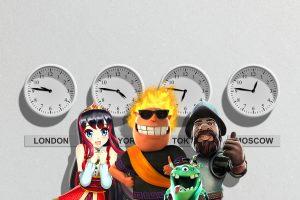 RTP игрового автомата зависит от времени игры