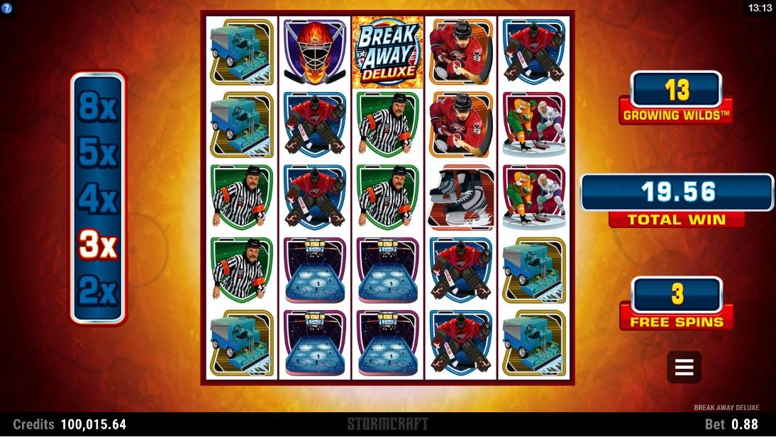 Игровой автомат Break Away Deluxe