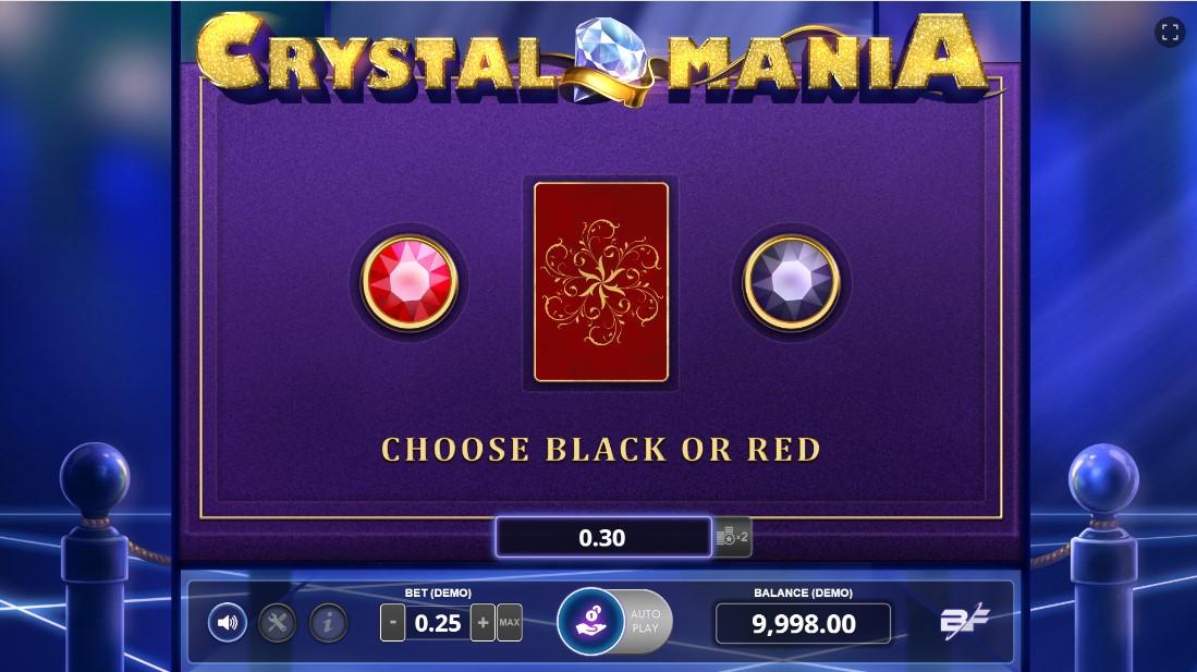 Игровой автомат Crystal Mania