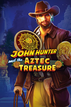 Играть John Hunter and the Aztec Treasure онлайн