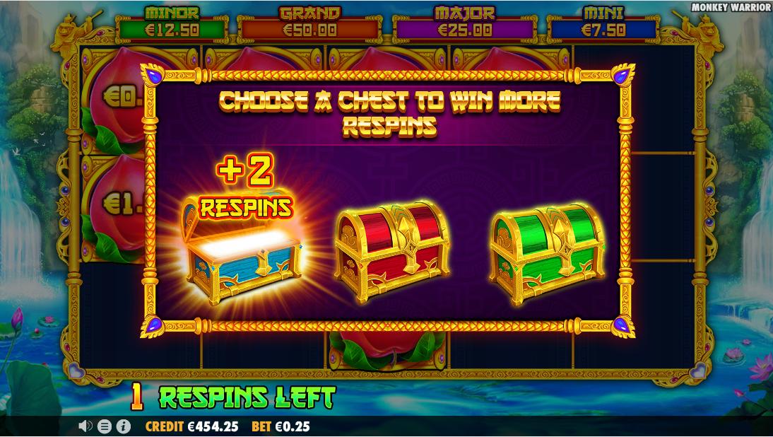 Monkey Warrior играть бесплатно