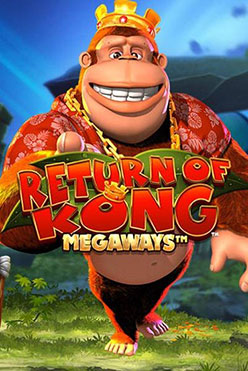 Играть Return of Kong Megaways онлайн