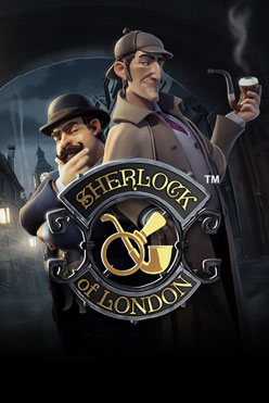 Играть Sherlock of London онлайн