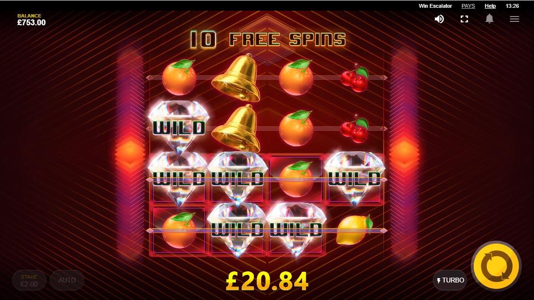 Игровой автомат Win Escalator