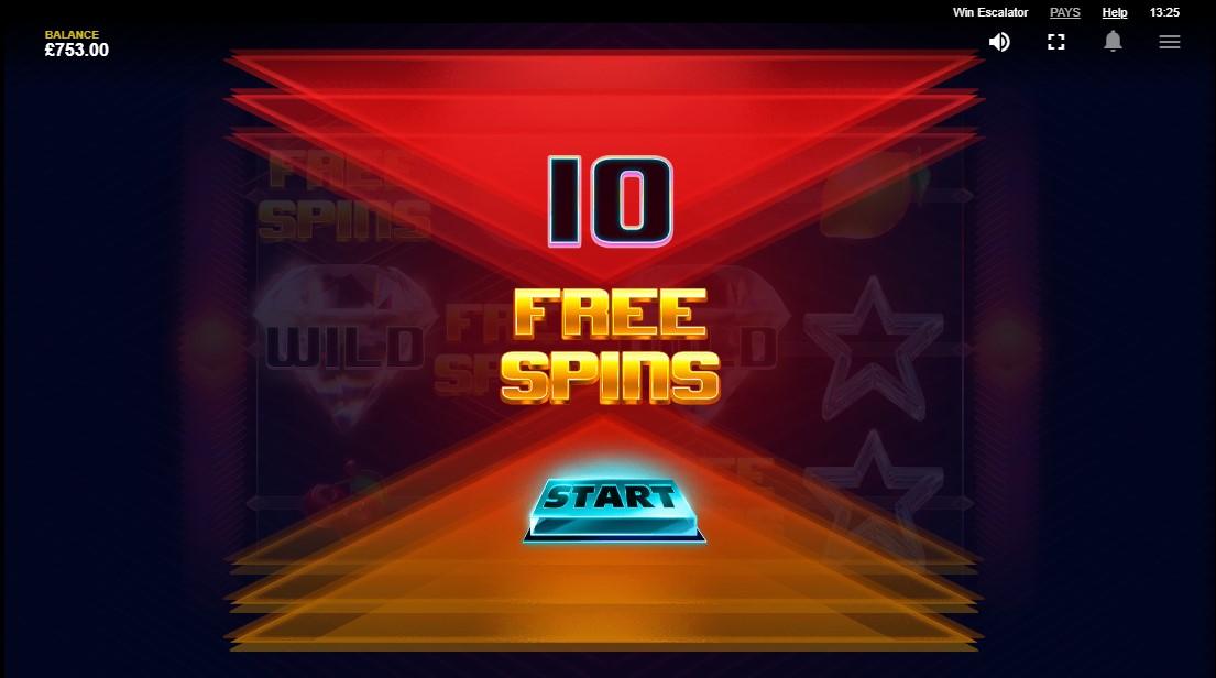 Играть бесплатно Win Escalator