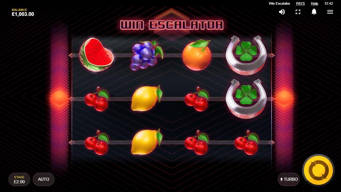 Win Escalator играть онлайн