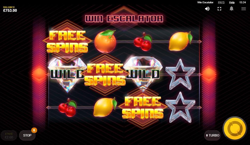 Слот Win Escalator играть бесплатно